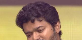 Bigili_audio_launch_Vijay_Singing