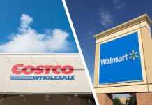 Costco has overtaken Walmart Canada as the country's second-largest retailer
