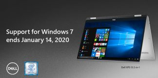 Microsoft ends Support For Windows 7 by January 14 2020
