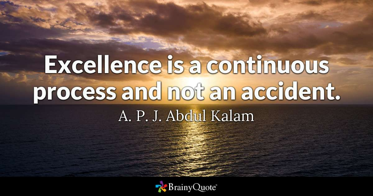 DR. A.P.J Abdul Kalam Quotes