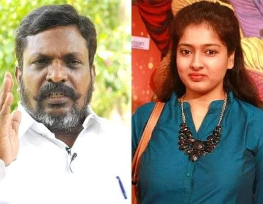 thirumavalavan-and-kayathri-raguram-fight