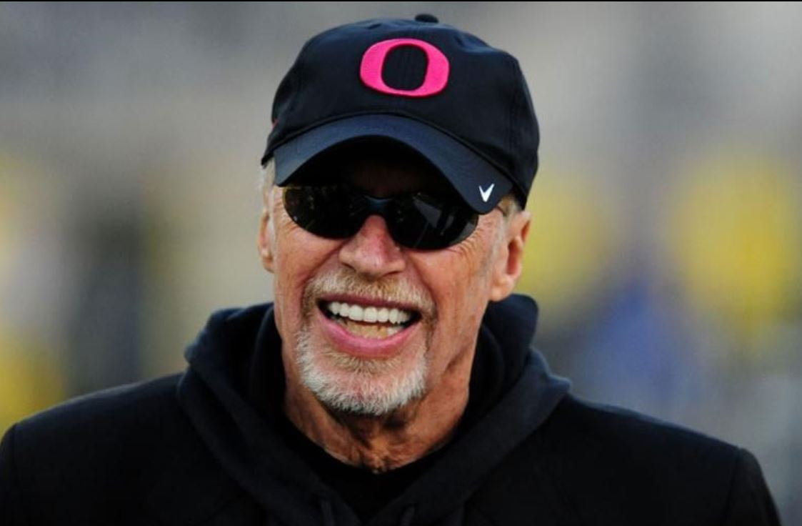 world_richest_25_Phil_Knight_family